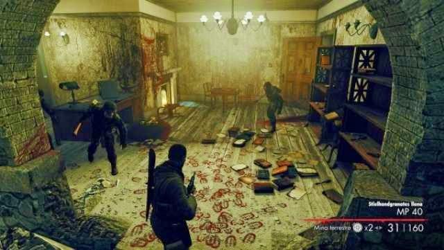Sniper Elite Nazi Zombie Army 1 PC Games Screenshots