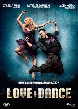 LDance Love & Dance   DVDRip AVI Dual Áudio + RMVB Dublado
