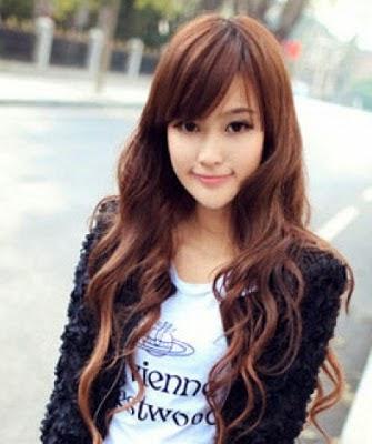 Gaya Model Rambut wanita Terbaru 2014