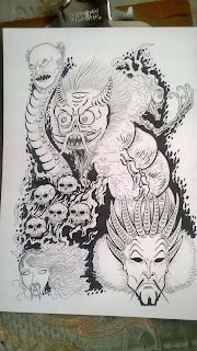 fiverr sketch notes