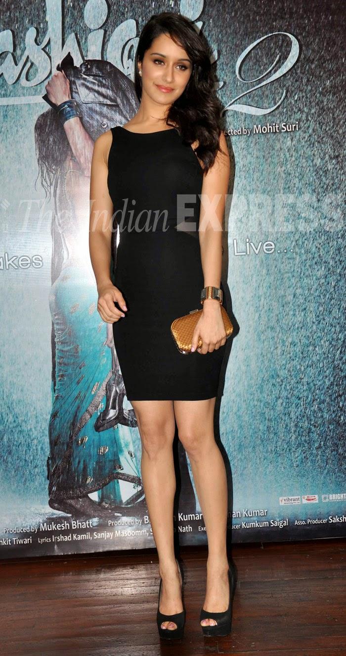 Shraddha Kapoor At 'Aashiqui 2' Success Bash