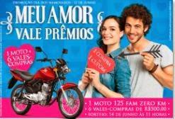 Campanha Meu Amor vale prêmios - Dia dos Namorados em Santa Barbara d'Oeste