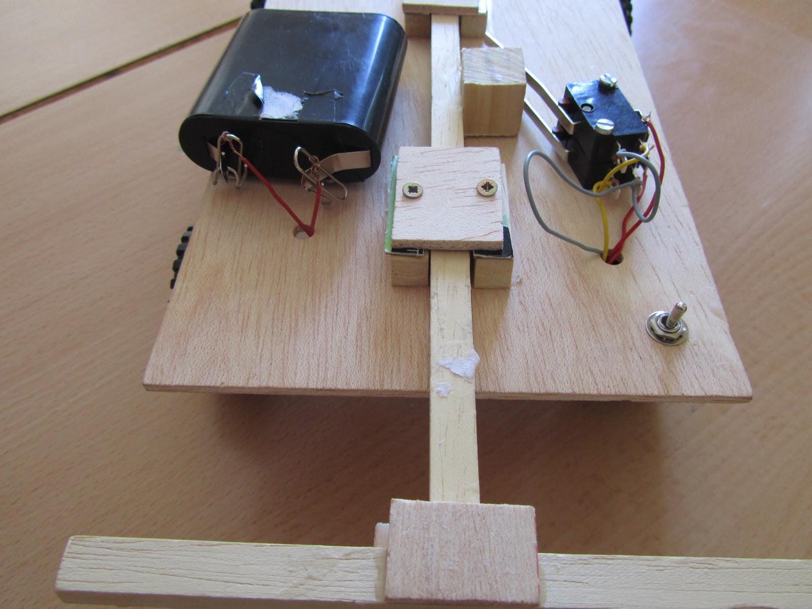Tecnolog A Escolar E S O Proyecto Telef Rico Rebotador