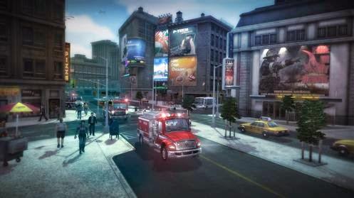 Gameplay Rescue Everyday Heroes