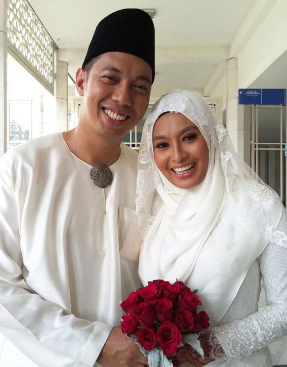 Kenali Mohd Izwan Johar, suami Nabila Huda