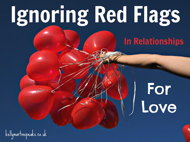 Ignoring Red Flags For Love 20