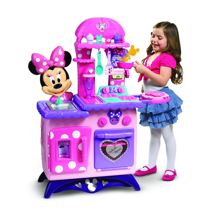 Mickey Mouse Clubhouse Minnie Mouses Kitchen Playset