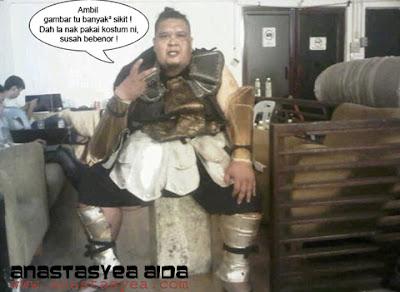 BOB KU2 Maharaja Lawak Mega