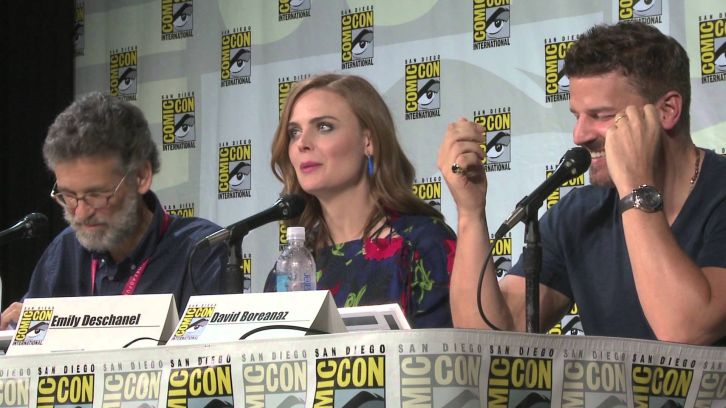 Bones - Comic-Con 2014 - Panel Video Highlights [VIDEO]