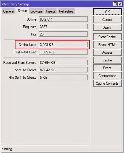 Menambah Cache Proxy Mikrotik Menggunakan USB Flashdisk – Pusat Pengetahuan
