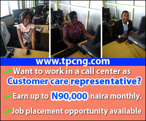 Get Employed, Earn N120, 000