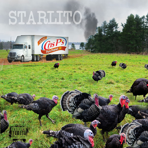 Starlito - Fried Turkey  Cover