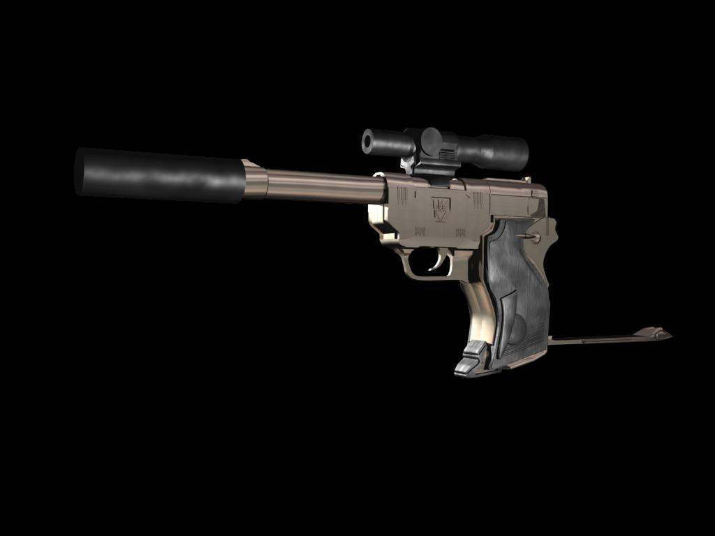Machine Gun AK 47 New 2012 Model Wallpapers