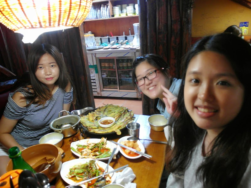Ewha University Summer Studies Drinking Maekgeolli Seoul South Korea lunarrive travel blog