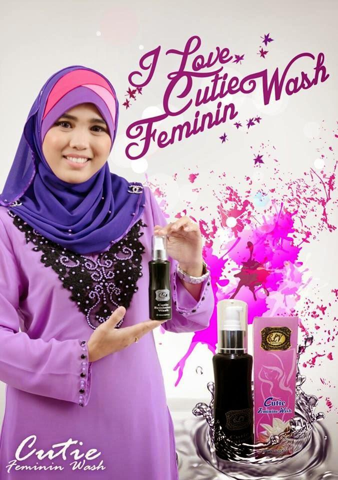 Cutie Feminine Wash