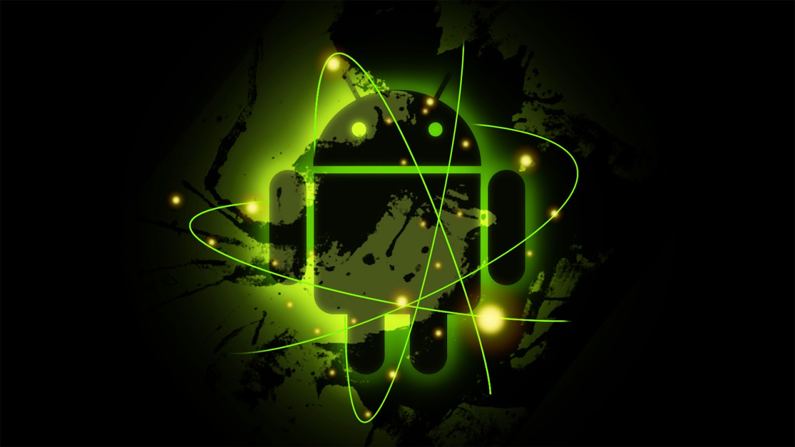 HD Green 3D Wallpaper for Android