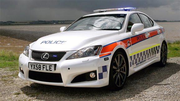 New Lexus IS-F Concept Performance
