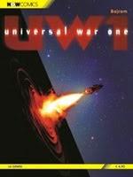 Universal War One #1