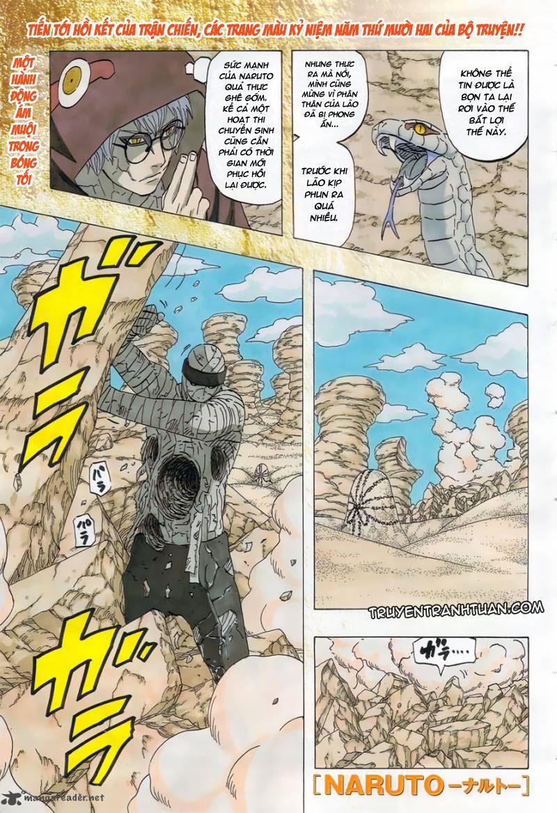 Naruto - Chapter 558 - Pic 2