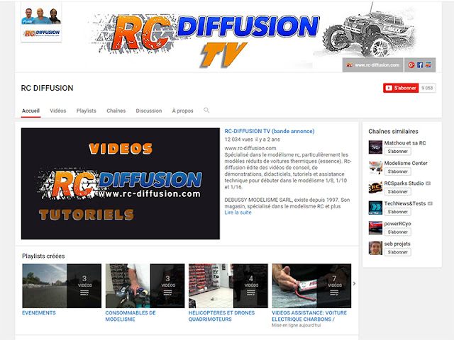 https://www.youtube.com/user/RCDIFFUSION