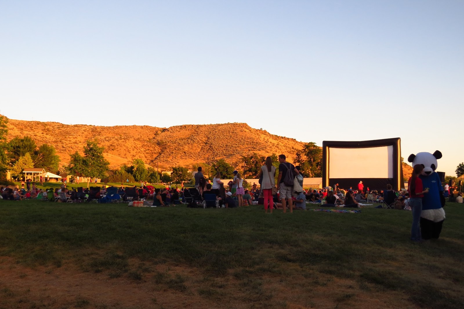 Idaho Botanical Garden Movies in the Garden
