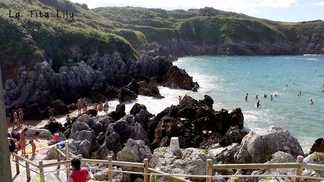 Playa de Antilles. Cué.