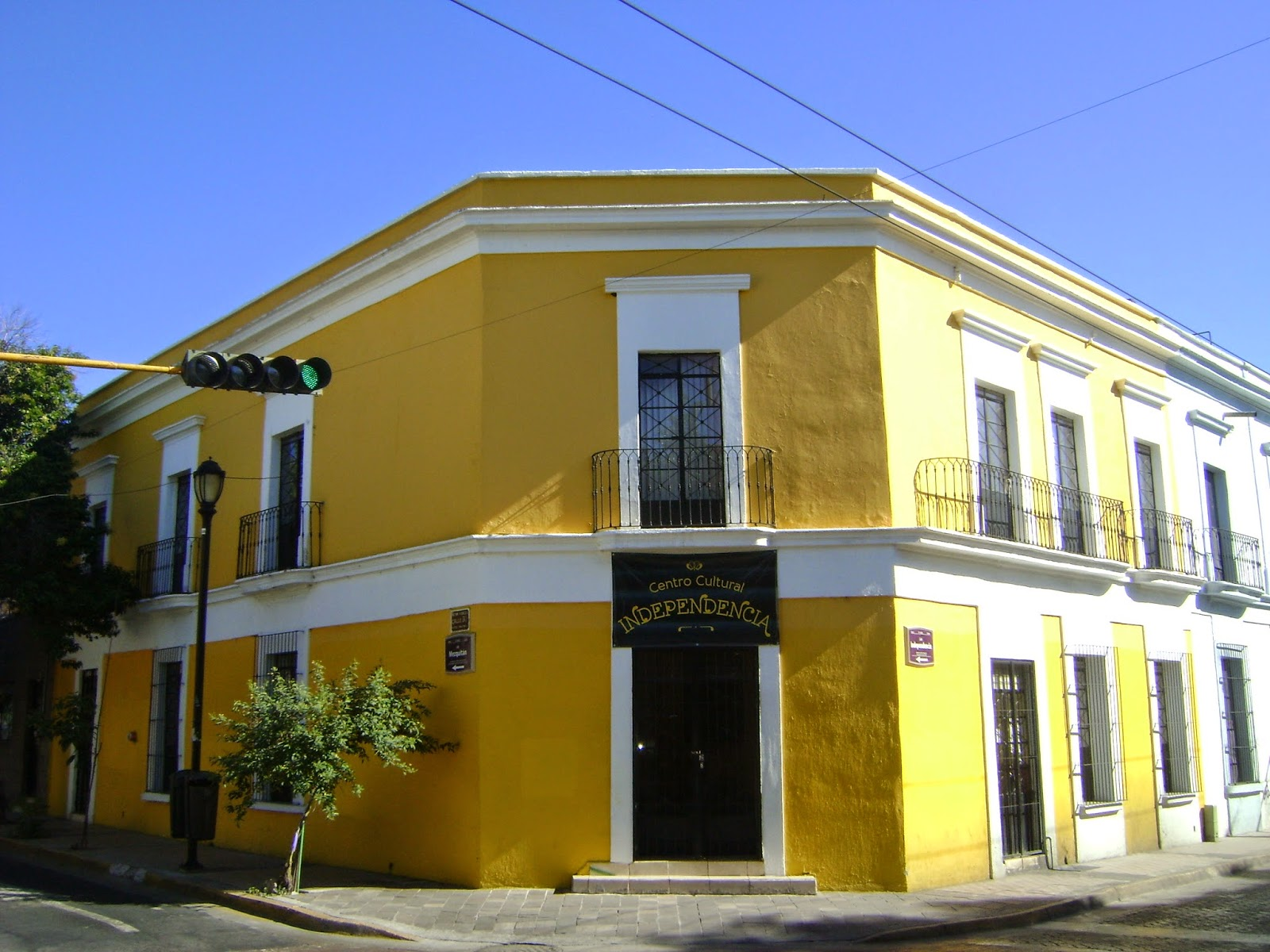Sancarlosfortin centro cultural en ex casa amarilla en for Casa amarilla musica