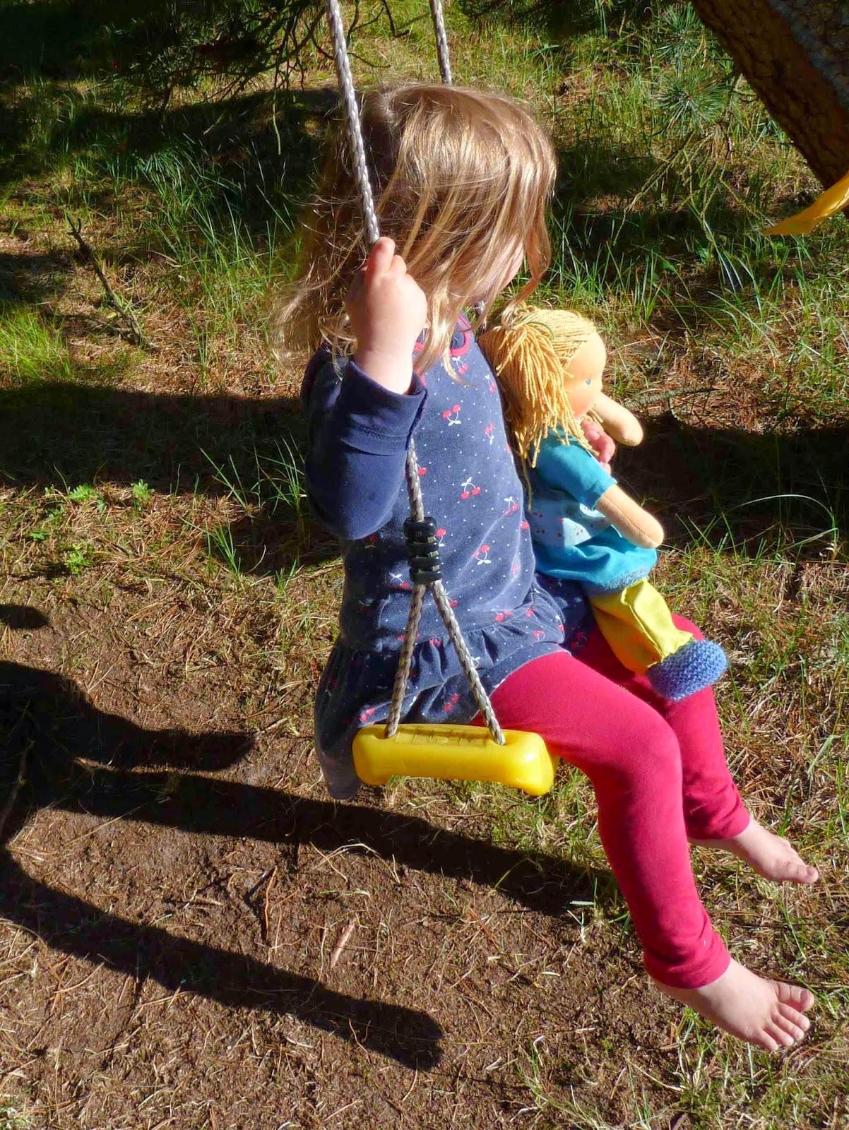 waldorf puppe zauberflink