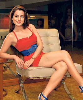 Amisha Patel Hot Legs