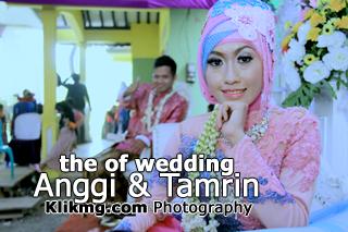 "Foto Dokumentasi Wedding "" ANGGI TAMRIN "" - 27 Juli 2015 | Tata Rias, Busana & Dekorasi oleh : Utami Irawan Rias Pengantin Purwokerto | Foto oleh Klikmg Fotografer Purwokerto"