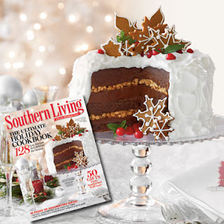 southern living 39 s big white cake contest christmas rapping