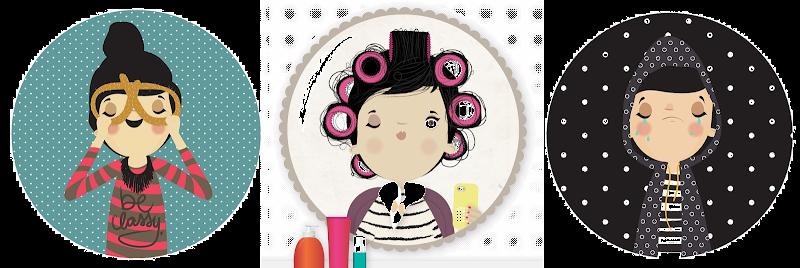 Luiza Bione ilustración