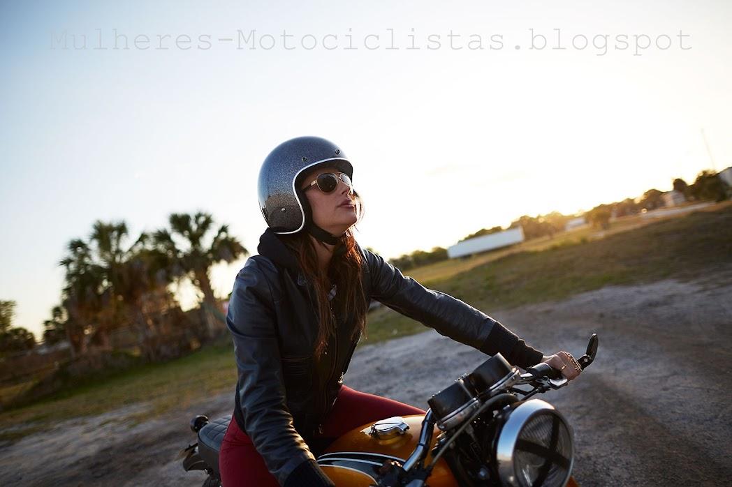 Mulheres-Motociclistas