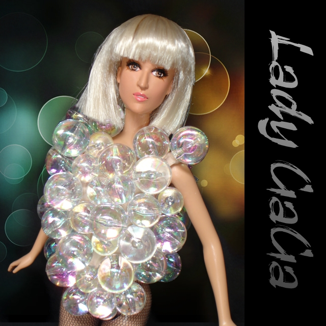 lady gaga bubble dress costume pieces specialtysetprops