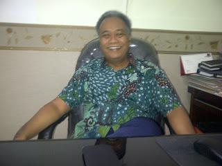 foto Lilik Arijanto Kabid Pemukiman DCKTR