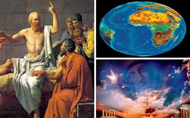 Όταν ο Σωκράτης περιέγραφε την Γή από ψηλά 23 αιώνες πριν την πρώτη πτήση του ανθρώπου