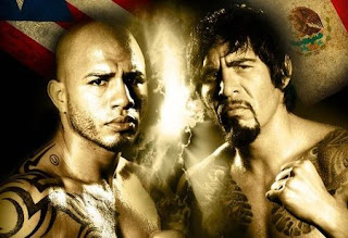 Cotto vs Margarito 2