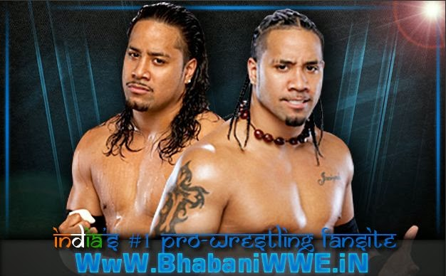 Result » WWE Battleground 2014 - The Wyatt Family VS The Usos (2 Of 3 Falls Tag Team Title Match)