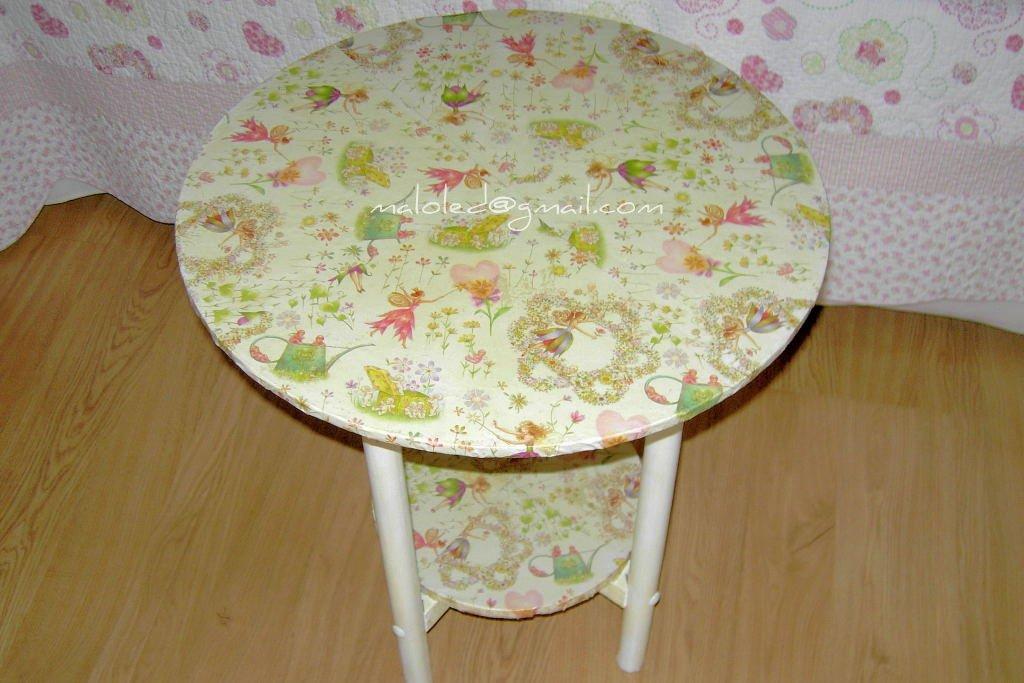 Malole decorar una mesa camilla - Como decorar una buhardilla ...