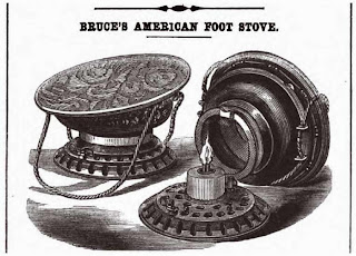 Bruce's American Foot Stove