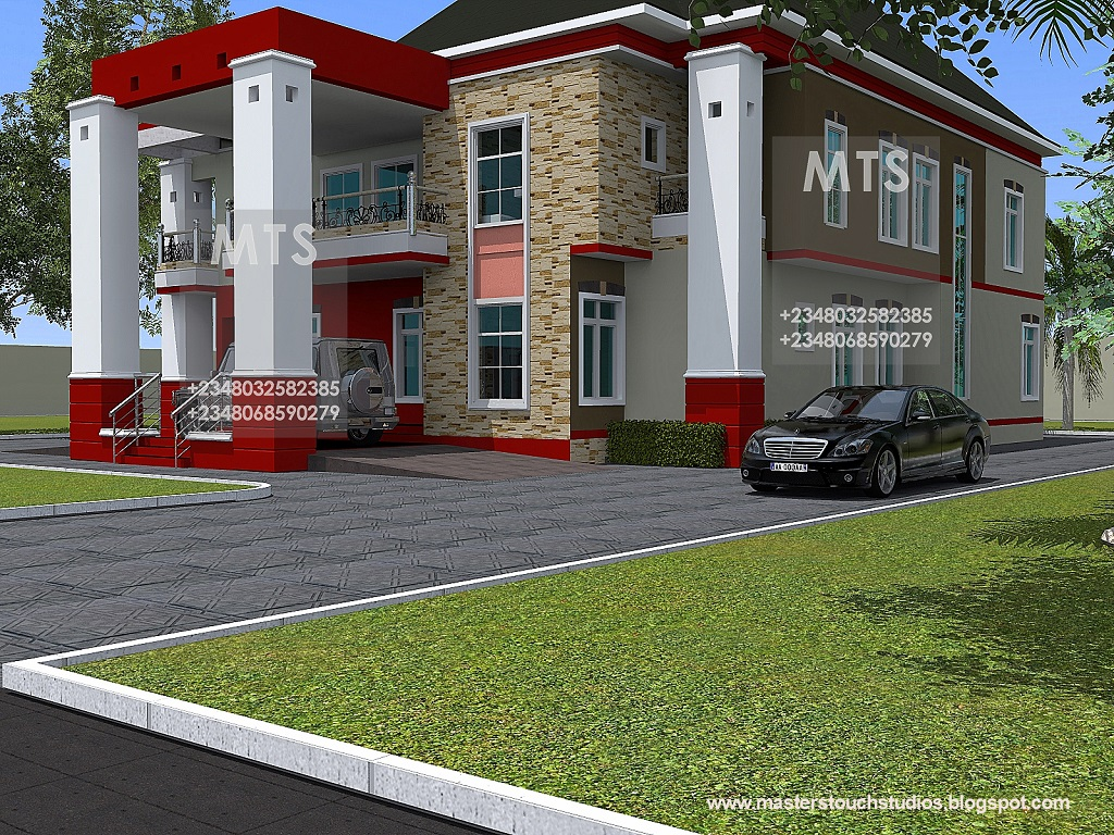 Mr nnamdi 5 bedroom duplex for 5 bedroom duplex