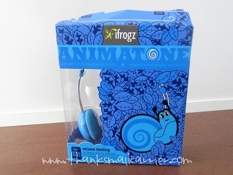 iFrogz Animatone headphones