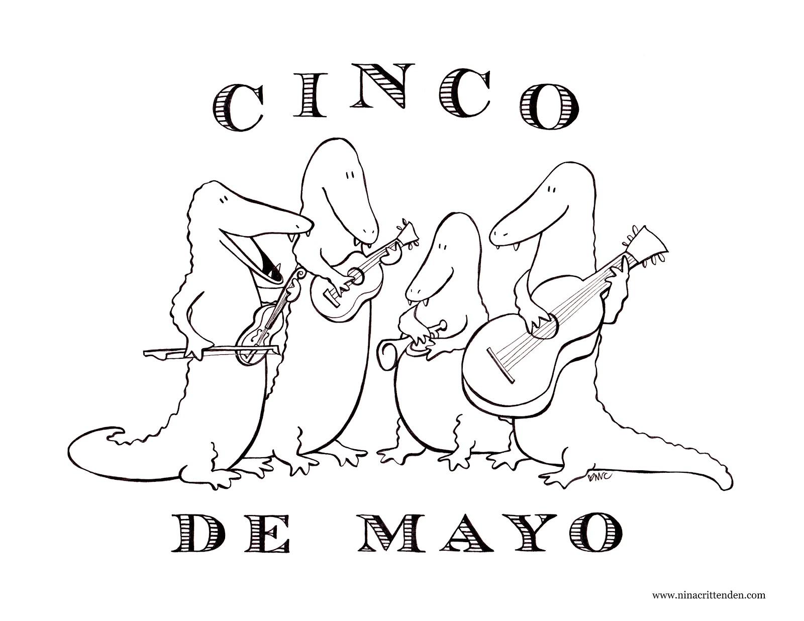 Ninas Blog Cinco De Mayo