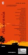 Azharanía: una revista de poesía