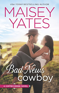 https://www.goodreads.com/book/show/24224925-bad-news-cowboy