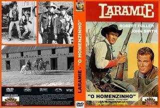 LARAMIE - O HOMENZINHO