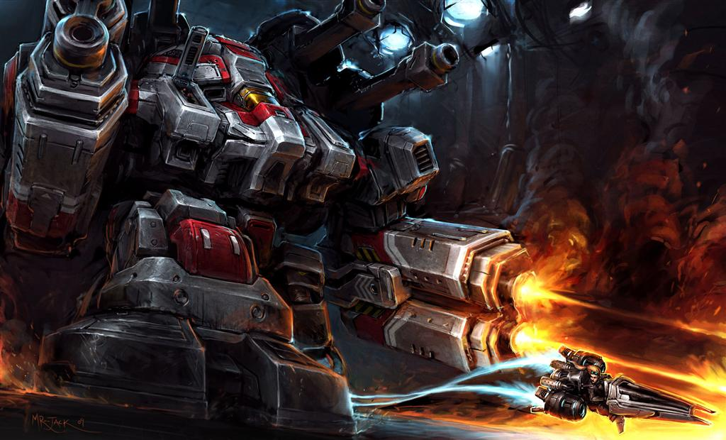 Starcraft HD & Widescreen Wallpaper 0.585753861206919