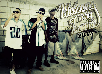 Raper Familia - Welcome to mi barrio 2013