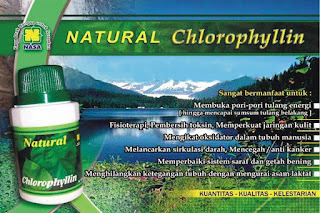 Natural Chlorophyllin Nasa