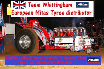 Team Whittingham European Mitas Tyres distributor